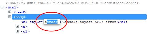 L'auto-complétion des attributs HTML